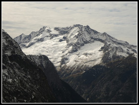Mt. Logan From Easy Pass